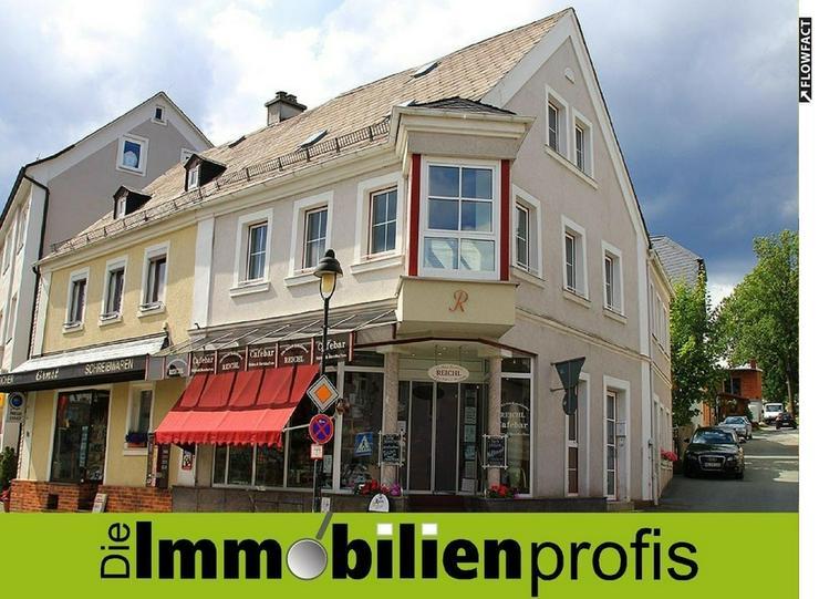 Cafe   Bistro   Ladengeschäft in bester Lauflage von Bad Steben zu vermieten