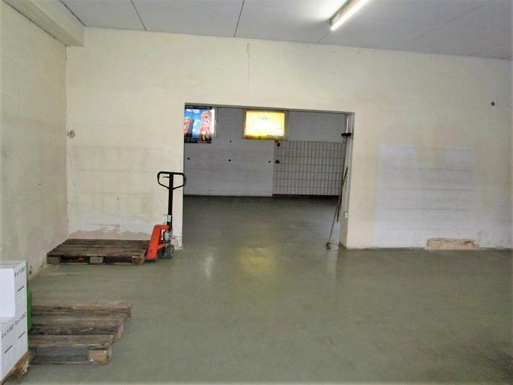 600 m² Lager- und Werkstatträume, auch teilbar, in Issigau