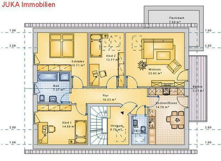 Bild 3: Energie *Speicher* 2 Wohneinheiten Haus KFW 55 *schlüsselfertig* *Mietkauf* GROßFAMILIEN...