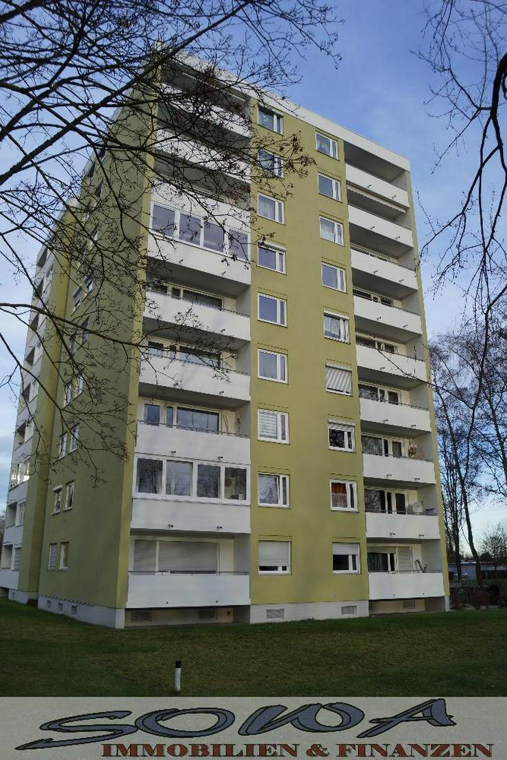 2,5 Zimmerwohnung (R) mit Loggia in Neuburg Schwalbanger - Ein Objekt von Ihrem Immobilien...