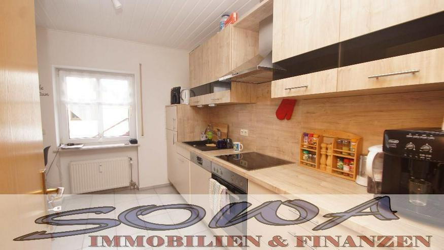 Bezugsfrei - Helle 3 Zimmerwohnung mit Balkon zu vermieten - Zuchering - Ein Objekt von Ih...