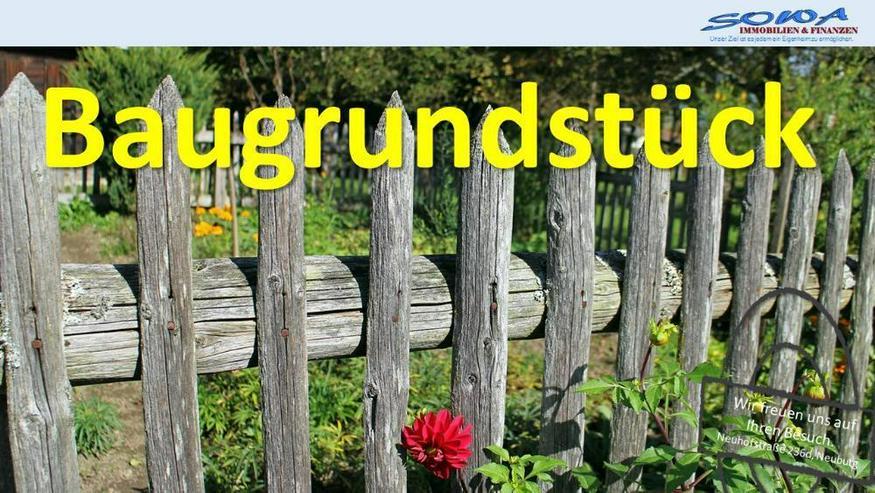 Platz für Ihr Eigenheim - Baugrundstück - Ein Objekt von Ihrem Immobilienexperten SOWA I...