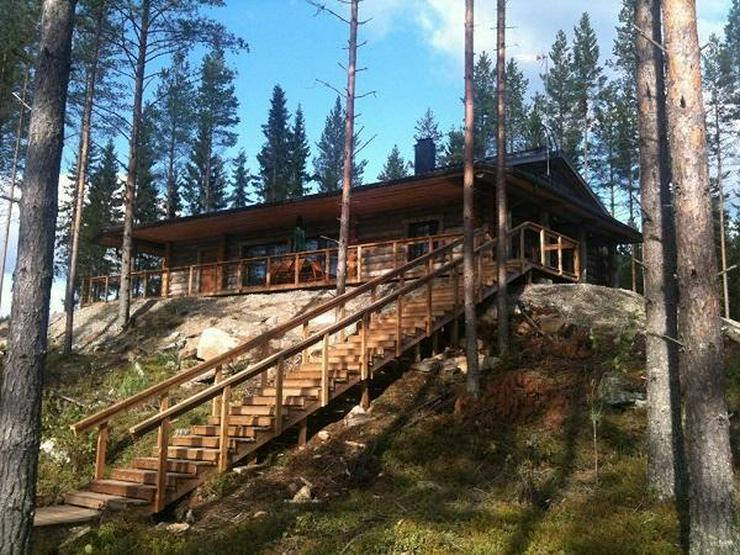 IL Privatverkauf Holzhaus in Kosula (Nordsavo Finnland)