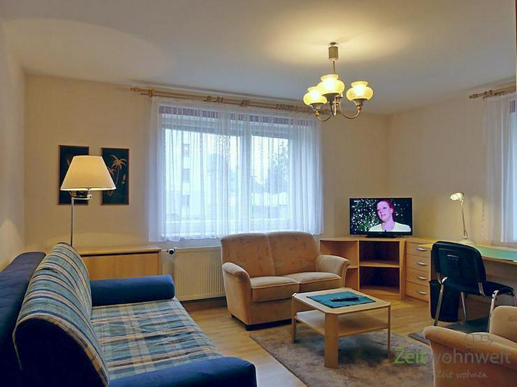 (EF0485_M) Dresden: Brießnitz, vollmöbliertes 1-Zimmer-Apartment mit separater Küche, W...