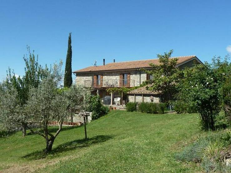 IL Privatverkauf Landhaus in Roccastrada (Toskana Italien)
