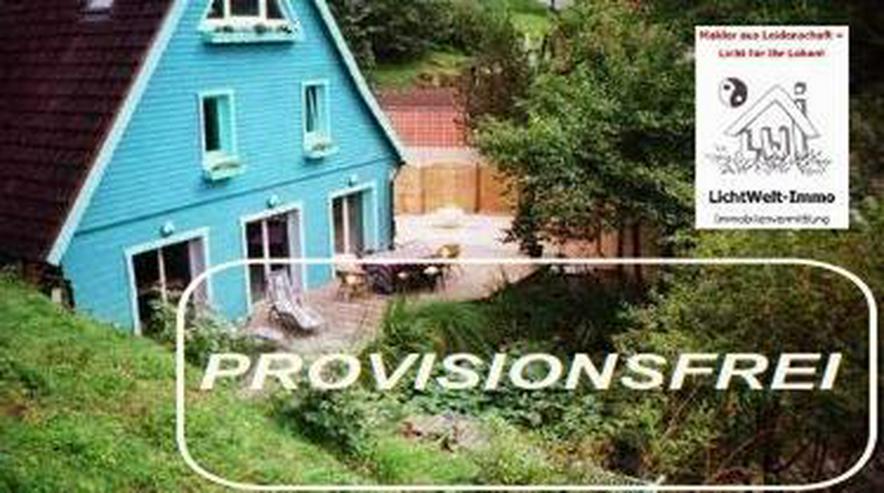 Zauberhaft (und ohne Käuferprovision) im Oberharz: das Haus der Fee in Sankt Andreasberg ...