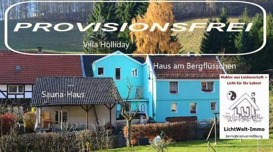 Geheimtipp für Kapitalanleger: Zwei Ferienhäuser im Oberharz ohne Käuferprovision