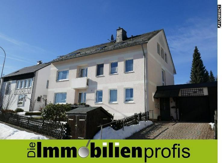 Großzügige 3 Zimmer-Eigentumswohnung mit Balkon in Helmbrechts