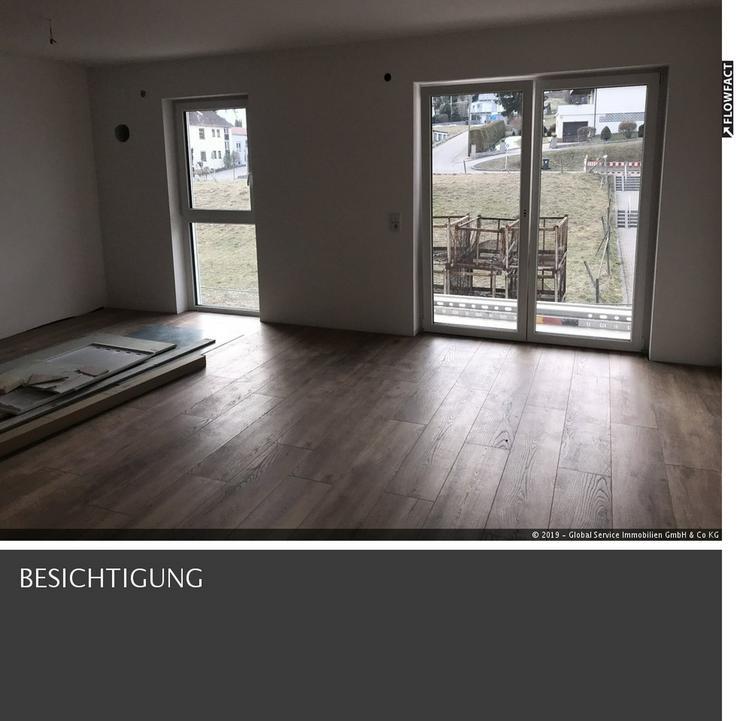 Helle Neubau Wohnung 1 Stock in Welden mit Aufzug und Garage