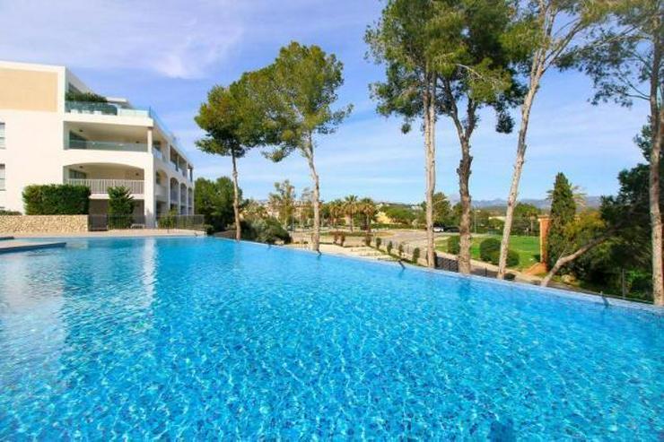 LANGZEITMIETE: Apartment mit 3 Schlafzimmer am Golfplatz in Santa Ponsa