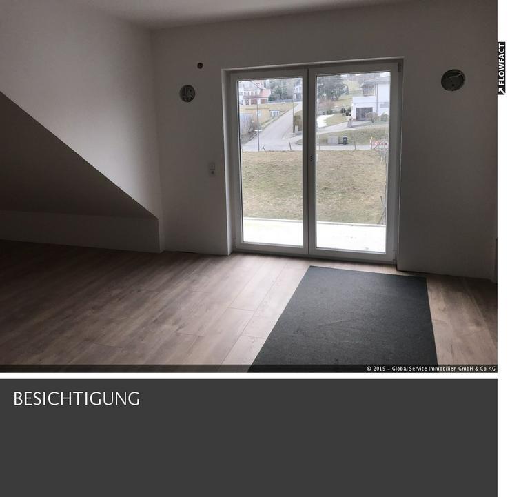 Neubau 1 Zimmer Apartment in Welden mit Aufzug & Carport
