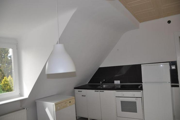 Gemütliche 3ZKB-Dachgeschosswohnung