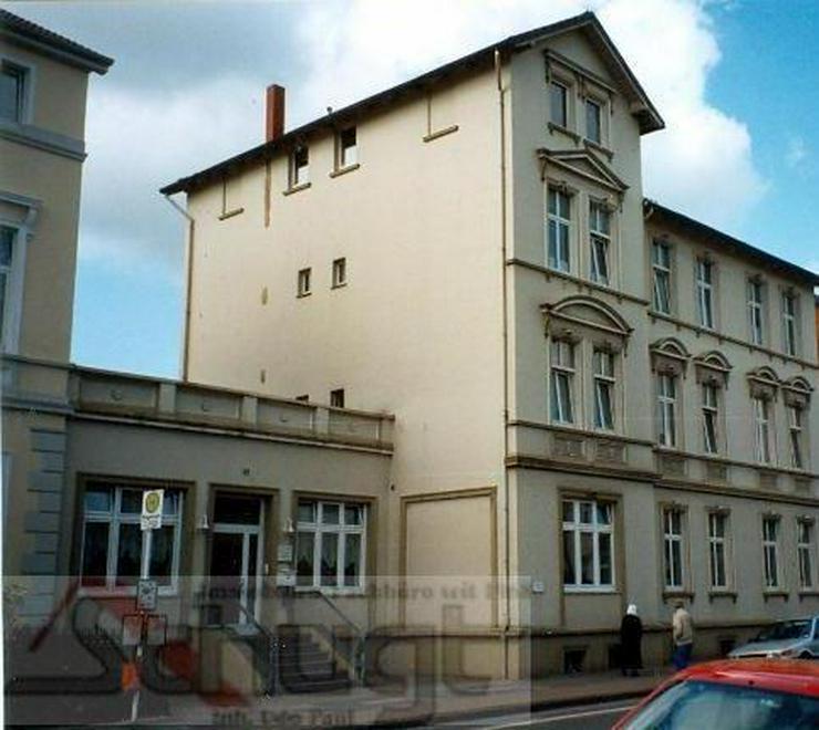 Mehrfamilienhaus mit Gewerbeeinheit in zentraler Lage von Minden.