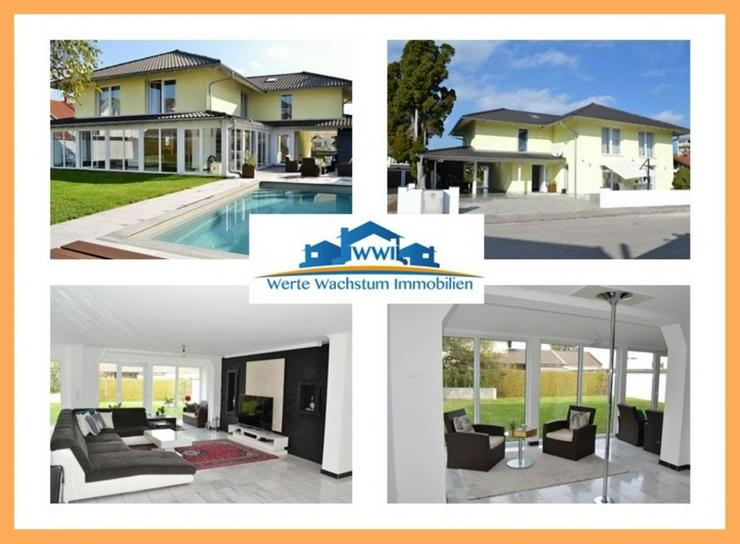 EXKLUSIV WOHNEN! Toskana Haus mit Swimmingpool in Töging am Inn