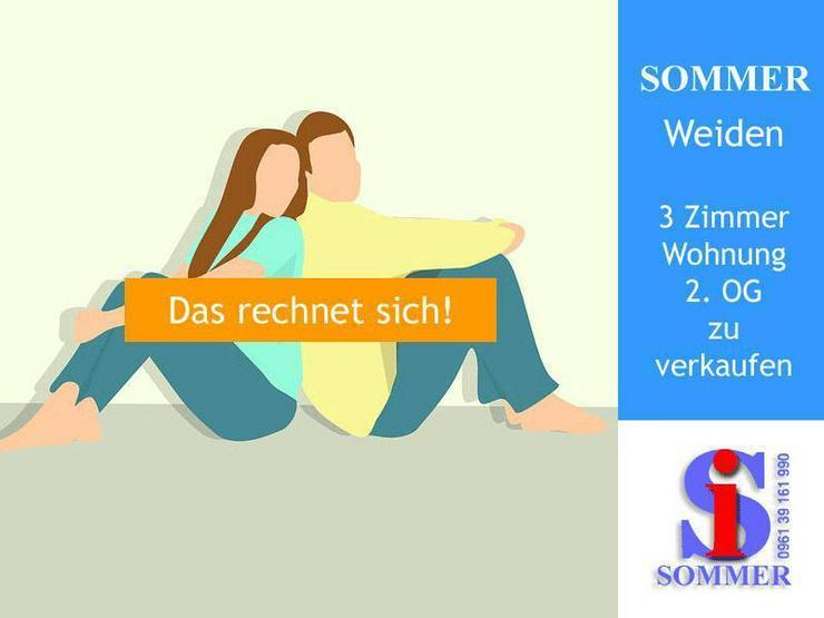 Weiden - 3-Zimmer Eigentumswohnung by SOMMER kaufen