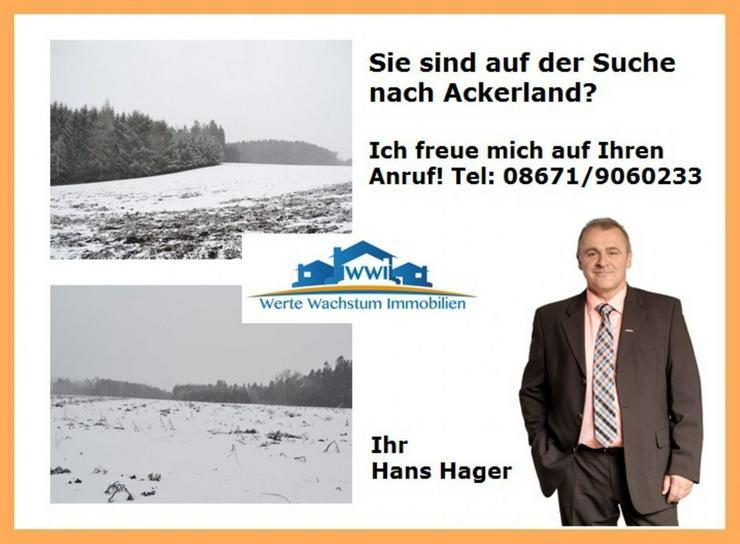 Landwirtschaftliche Fläche (Acker) 11.353 m², auch als Ausgleichsfläche oder Tauschgrun...