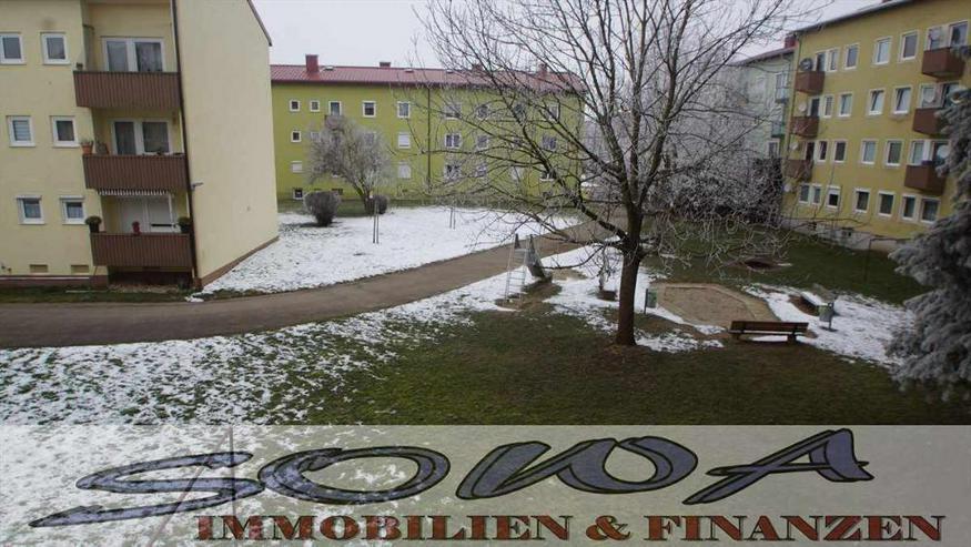 Bezugsfreie 2 Zimmerwohnung mit Balkon in Neuburg an der Donau - Ein Eigenheim von Ihrem I...