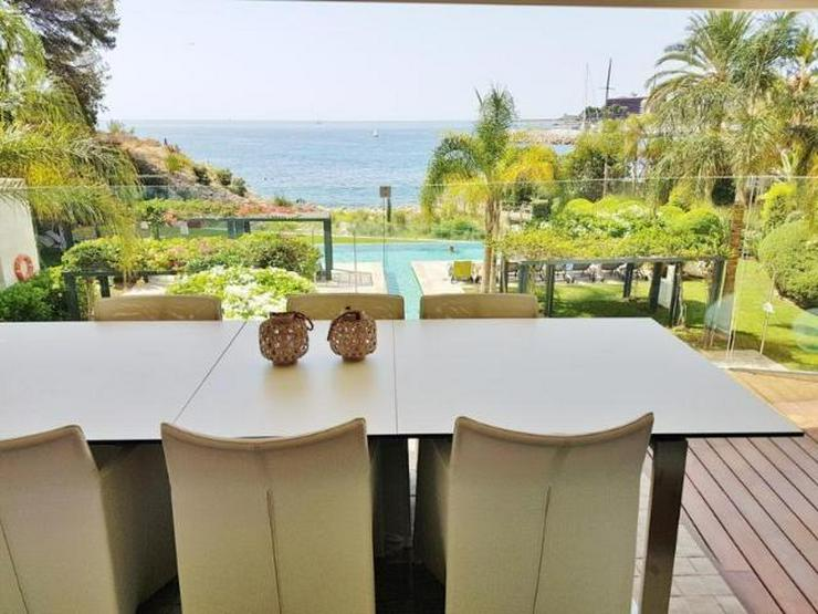 LANGZEITMIETE: Meerblick-Wohnung in Palma/San Agustín