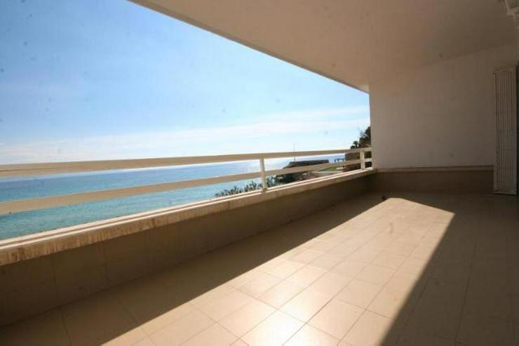 KAUF: Meerblick-Apartment in erster Linie in Palma/Cala Mayor