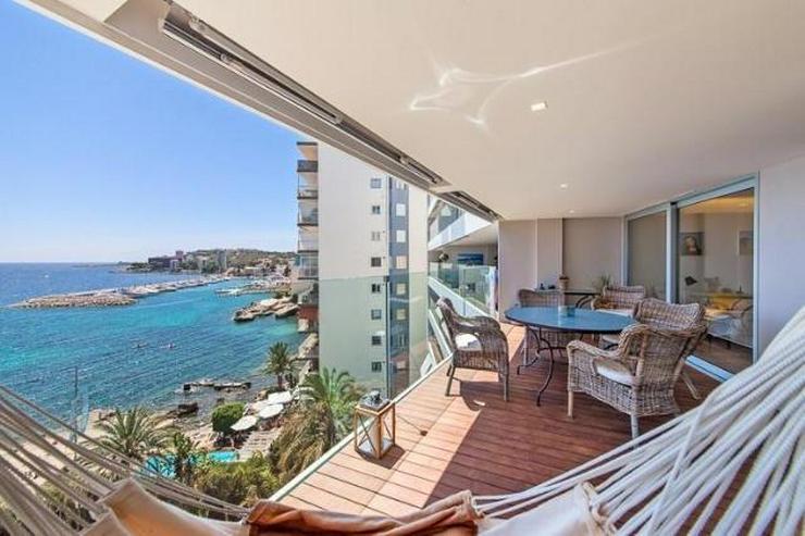 KAUF: Meerblick-Apartment in erster Linie in Palma/San Agustín