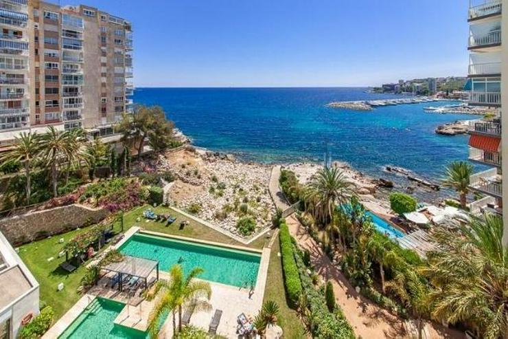 Bild 2: KAUF: Meerblick-Apartment in erster Linie in Palma/San Agustín