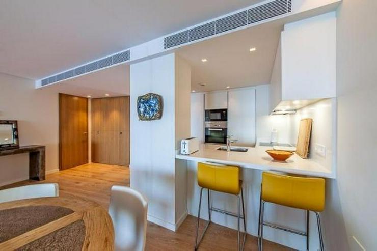 Bild 6: KAUF: Meerblick-Apartment in erster Linie in Palma/San Agustín