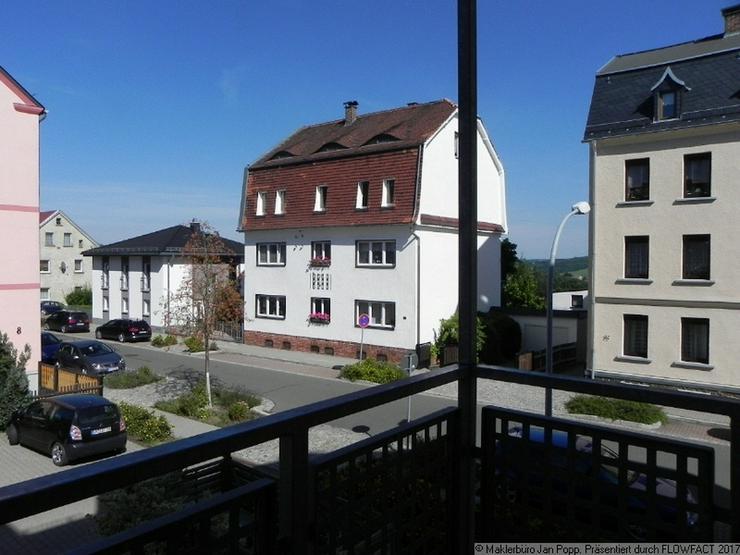 Wohnen mit Balkon in Greiz-Pohlitz