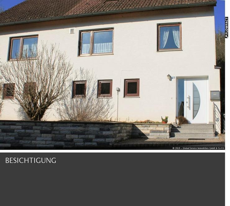 Renovierungsbedürftiges Zweifamilienhaus in idyllischer Lage