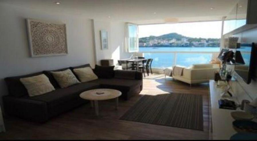 KAUF: Meerblick-Apartment in 1. Linie in Santa Ponsa