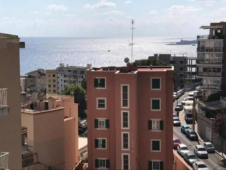 KAUF: Apartment mit Meerblick in Palma/Cala Major