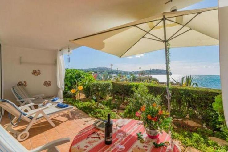 KAUF: Erdgeschoss-Apartment mit Meerblick in Santa Ponsa