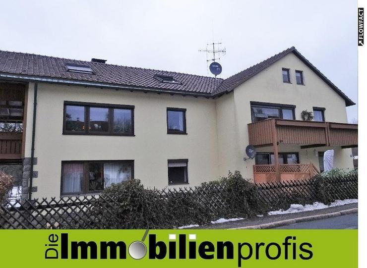 3-Zimmer-Eigentumswohnung mit Balkon und Garage