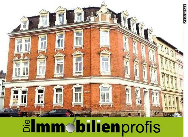 Helle und großzügige 3-Zimmer-Dachgeschosswohnung in saniertem Gründerzeithaus