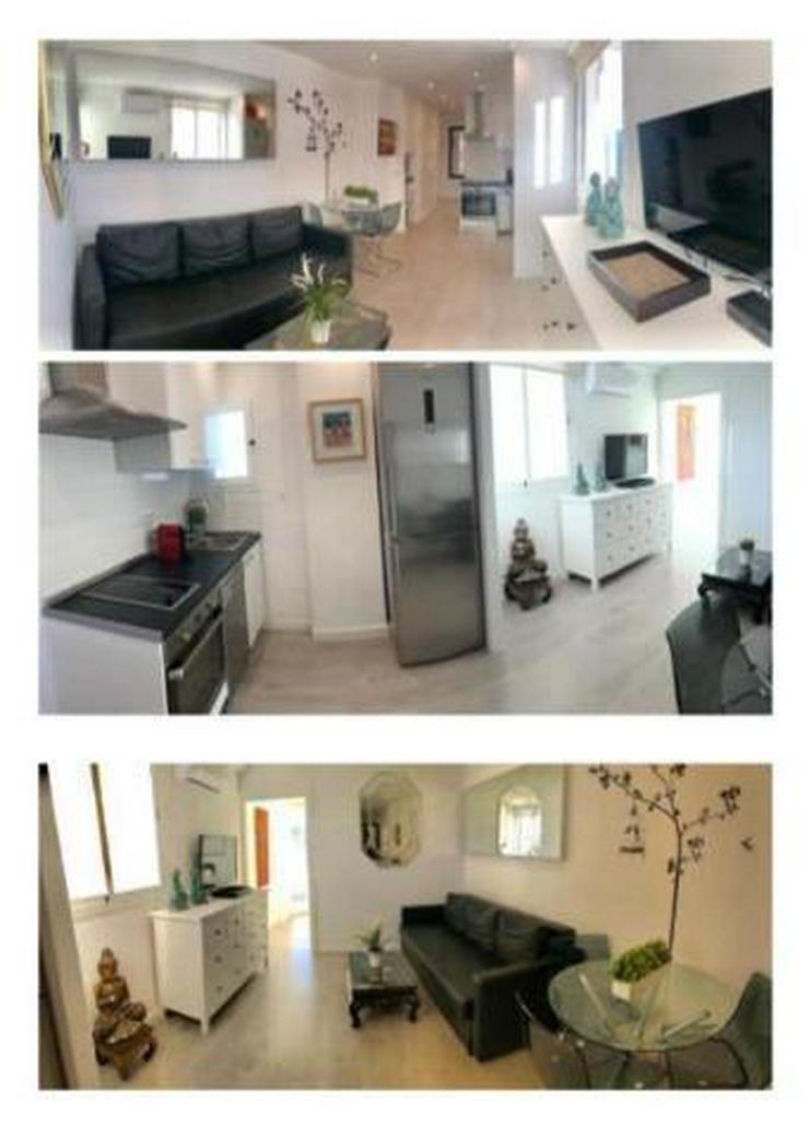 LANGZEITMIETE: Studio-Apartment mit Blick bis zum Meer in Portals Nous