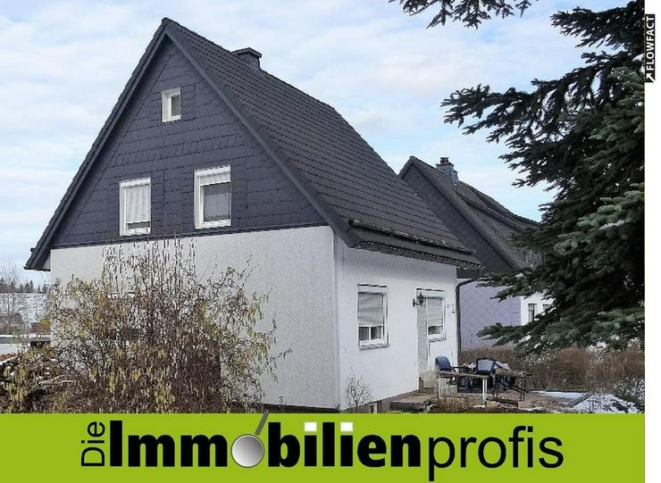 Ansprechendes Einfamilienhaus mit Garage bei Helmbrechts