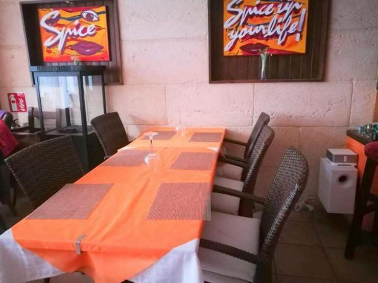 MIETE: Gewerberaum/Restaurant am Hafen von Puerto Andratx - Auslandsimmobilien - Bild 1