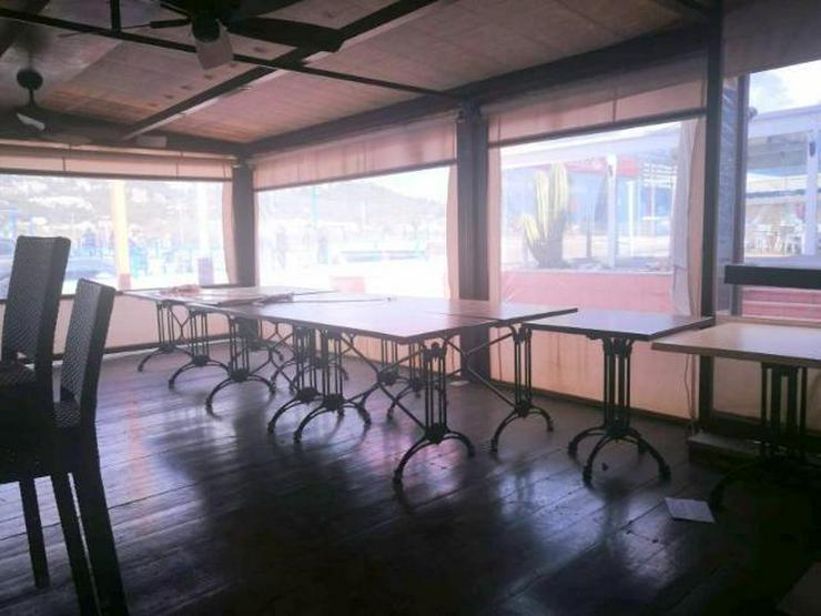 Bild 4: MIETE: Gewerberaum/Restaurant am Hafen von Puerto Andratx