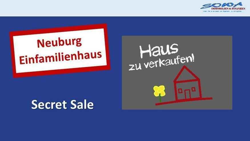 Neuzugang: Großzügiges Einfamilienhaus in beliebter Wohnlage in Neuburg - Ein Eigenheim ...