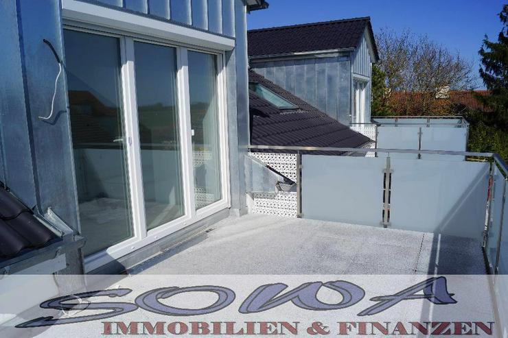 Großzügige 2 Zimmer DG Wohnung in Gerolfing von ihrem Immobilienprofi in der Region - SO...