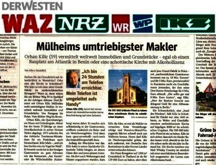 Bild 5: *Sonderpreis* Germany Pferderanch mit 2 Häuser auf 138000 qm Grundstück günstig zu verk...