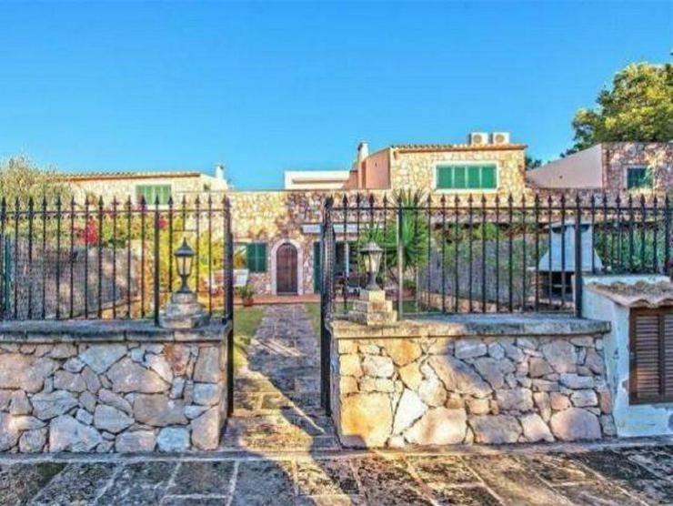 LANGZEITMIETE: ruhige Wohnung in Sa Rapita mit kleinem Garten