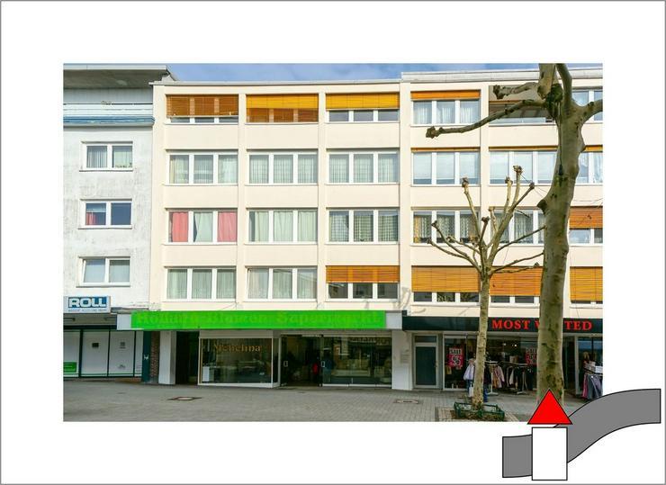 Mitten ins Herz von Remscheid: Ladenlokal in 1A-Lage Alleestraße
