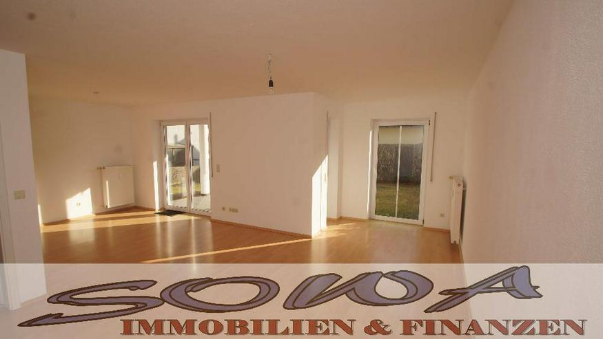 Helle 3 Zimmer Erdgeschosswohnung mit Terrasse und Garten in Eitensheim für Kapitalanlege...