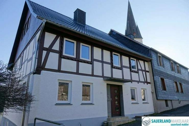 schönes Fachwerkhaus in Düdinghausen