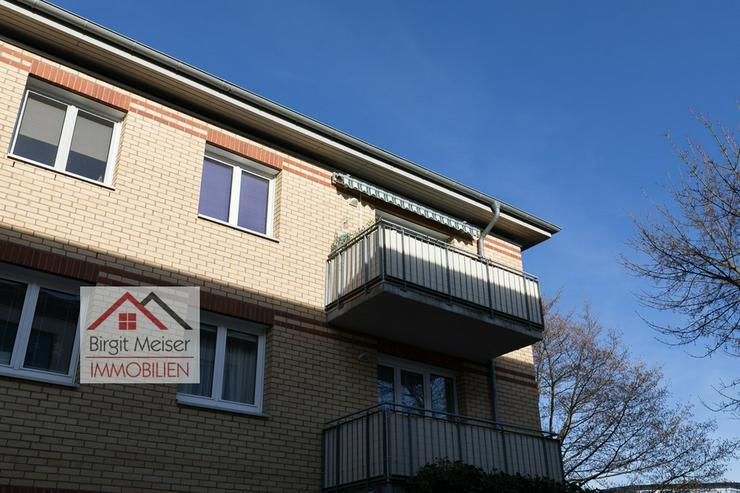 Bild 2: * Lichtdurchflutete Wohnung mit Balkon, EBK, Wanne und Stellpatz *