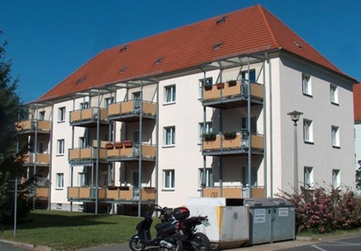 2-Raum-Wohnung mit Balkon!