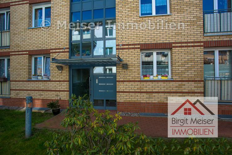 Anlage * Lichtdurchflutete Wohnung mit Balkon, EBK, Wanne und Stellpatz *