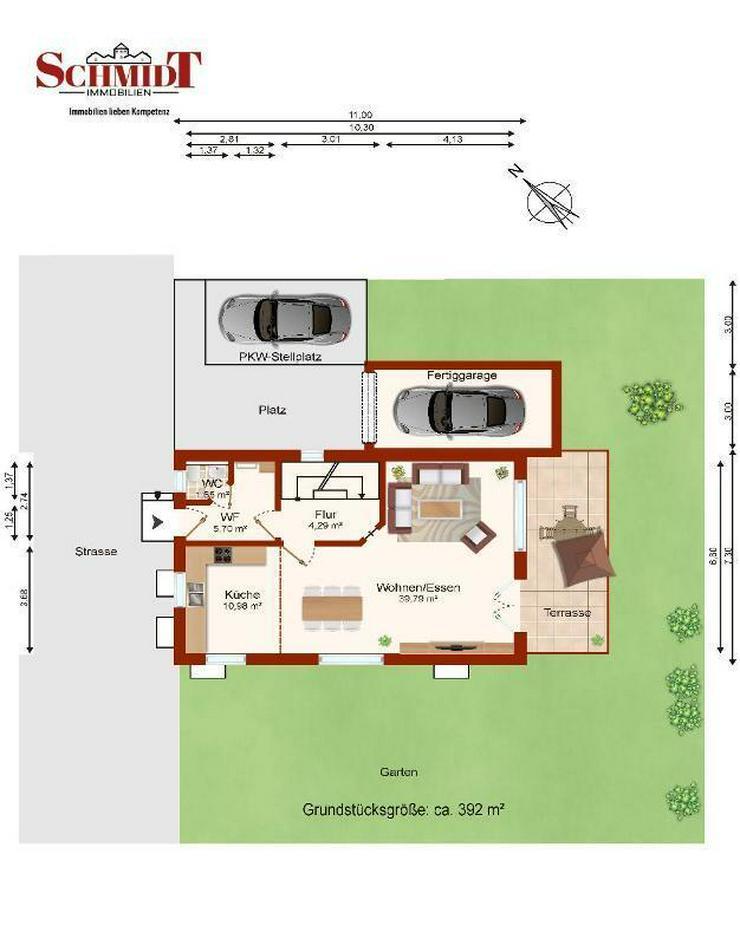 Neubau Einfamilienhaus in Burgrieden