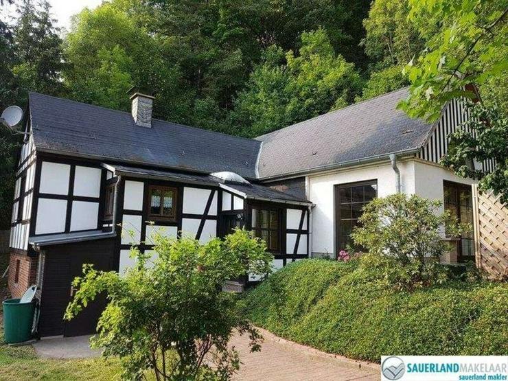 freistehendes Haus in Bömighausen - Haus kaufen - Bild 1