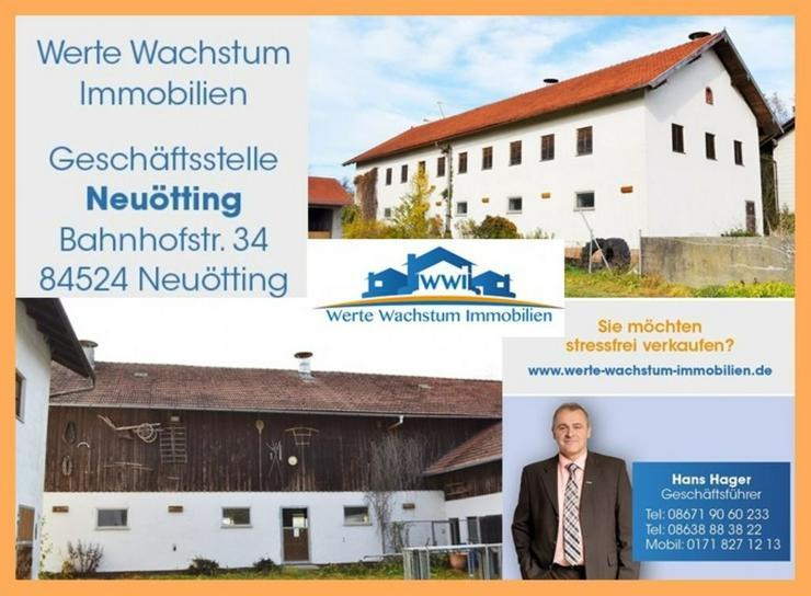 200 m² Hallenfläche bei 84335 Mitterskirchen zu vermieten